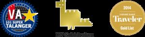 Priser och utmärkelser Gulddraken, 101 supertalanger, Conde Nast Traveler